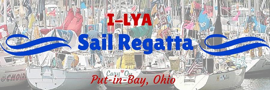 I-LYA Sail Regatta at Put-in-Bay, Ohio